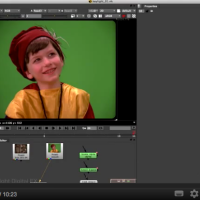 Learning VFX Compositing Skill 4: Keying